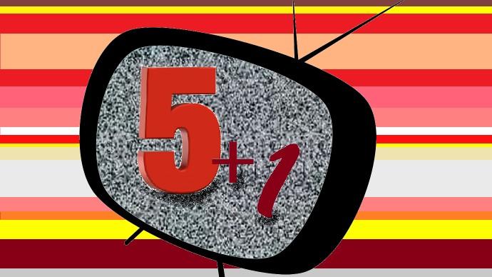 5+1 na téma Drama a akce