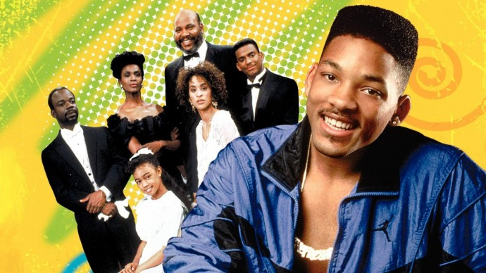 S lupou do historie: The Fresh Prince of Bel-Air