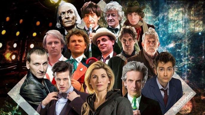 Nejoblíbenější Doctor ze seriálu Doctor Who