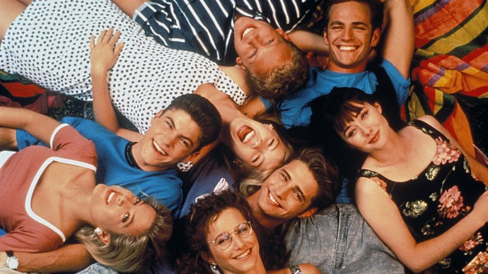 S lupou do historie: Beverly Hills 90210