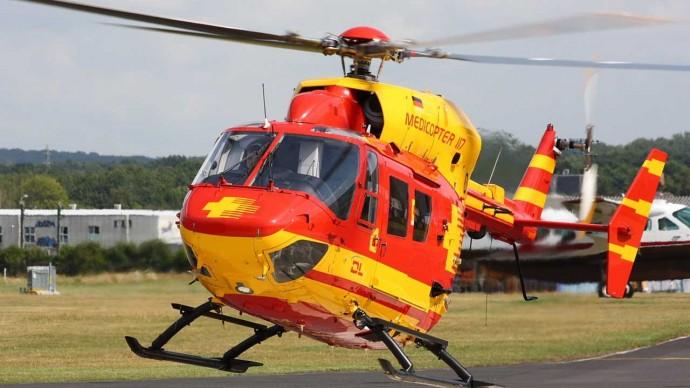 S lupou do historie: Medicopter 117 - Jedes Leben zählt