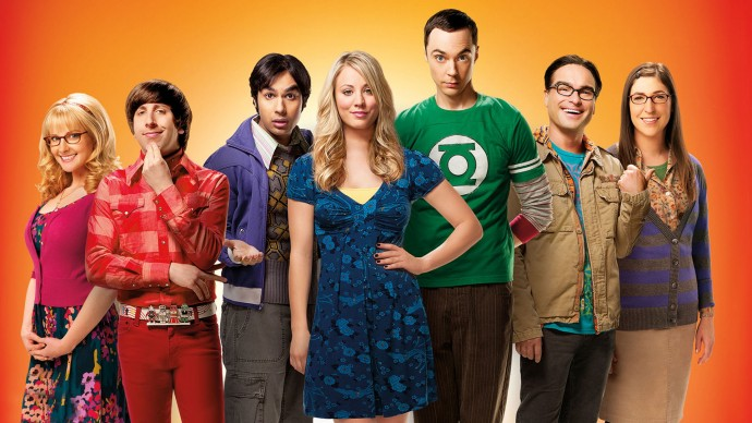 S lupou do historie: The Big Bang Theory