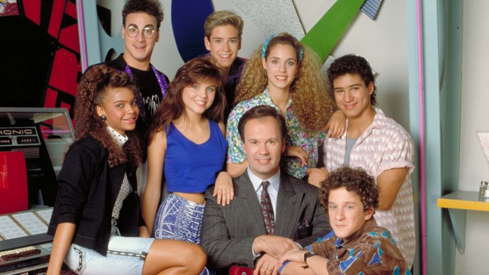 S lupou do historie: Saved by the Bell