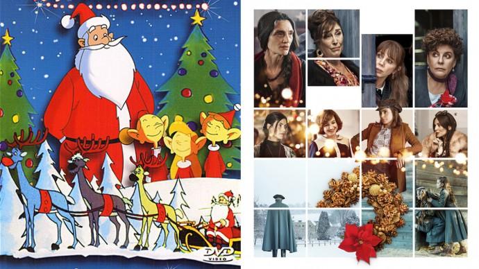 Vánoční seriálové duely (top 16, duel 2)