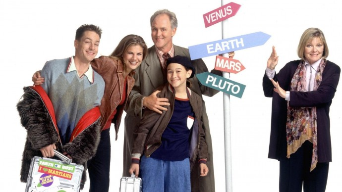 S lupou do historie: 3rd Rock from the Sun