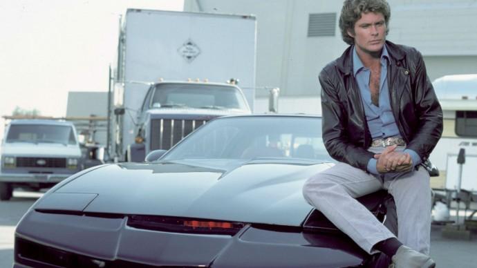 Chcete si koupit KITTa ze seriálu Knight Rider?