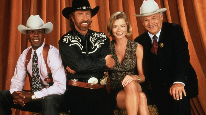 S lupou do historie: Walker, Texas Ranger