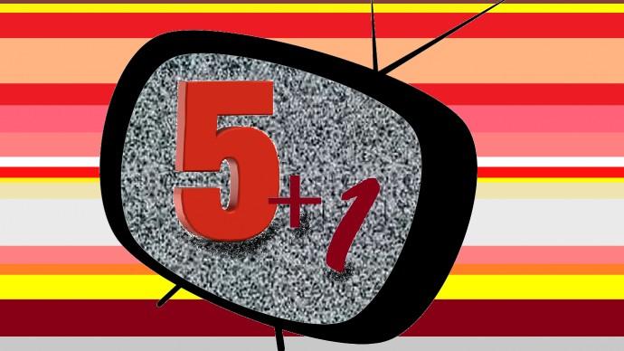5+1 na téma Britské