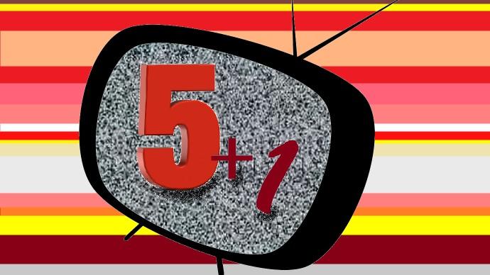 5+1 na téma Neanglicky mluvené