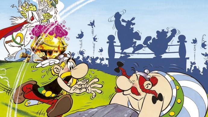 Asterix poprvé v historii jako seriál