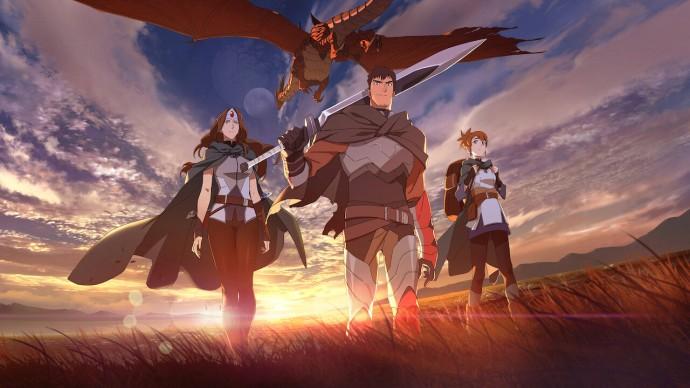 Novinka pod lupou: Dota: Dragon's blood (Netflix)