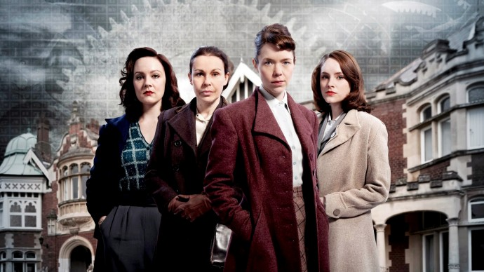 S lupou do historie: The Bletchley Circle