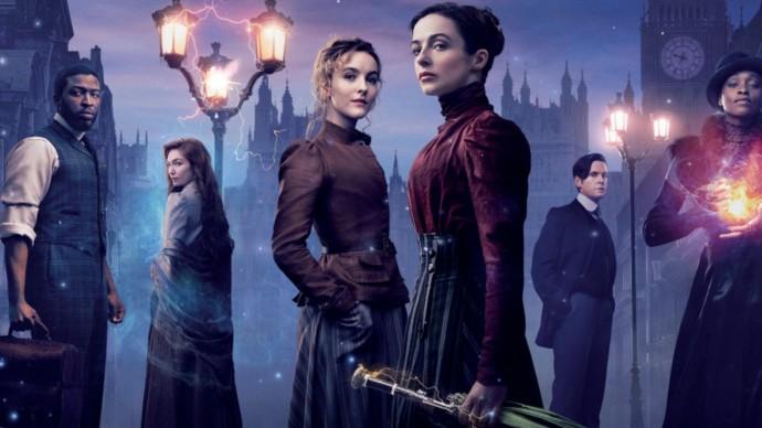 Novinka pod lupou: The Nevers (HBO)
