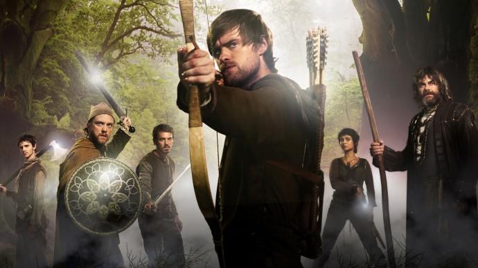 S lupou do historie: Robin Hood