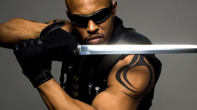 S lupou do historie: Blade