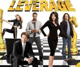 Příběh Leverage pokračuje v románech!