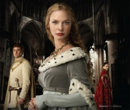 Do třetice videa - The White Queen by Starz & BBC One