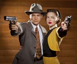 Bonnie and Clyde: První pohled do seriálu a datum premiéry