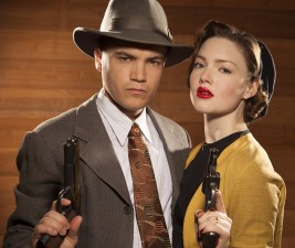 Krmení pro watchlist: Bonnie and Clyde: Dead and Alive