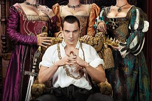 Nový seriál Tudorovci na HBO