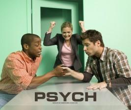 Vzpomínáme: Psych (2006-2014)