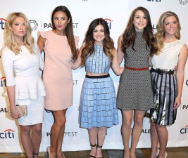 Pretty Little Liars: Spoilery z PaleyFestu 2014