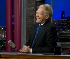 David Letterman odchází v roce 2015 do důchodu