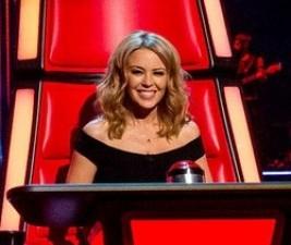 Kylie Minogue končí jako porotkyně v britském The Voice