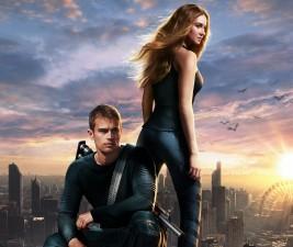 Soutěž o lístky do kina a knižní trilogii Divergence!