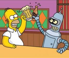 Comic-Con 2014: The Simpsons