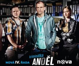Promofotky Kriminálky Anděl