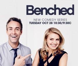 Krmení pro watchlist: Benched