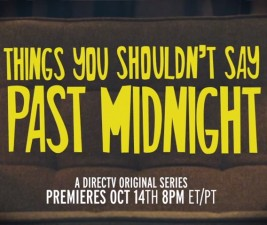 Krmení pro watchlist: Things You Shouldn't Say Past Midnight