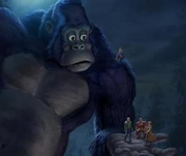 King Kong míří na Netflix