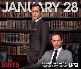 USA Network už ví, kdy se vrátí Suits a Sirens