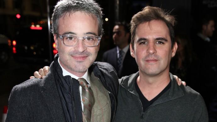 Televizní tvůrci: Alex Kurtzman & Roberto Orci