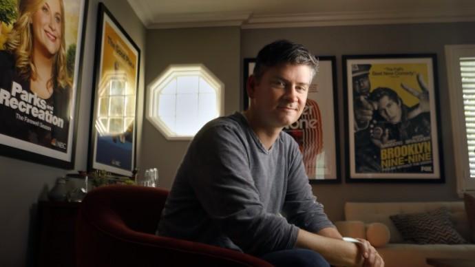 Televizní tvůrci: Greg Daniels & Michael Schur
