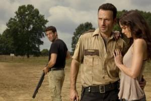 Walking Dead mělo skvělý start a další seriálové střípky