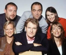 Šest v tom se vrací na ITV