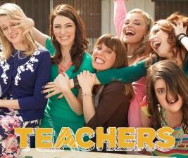Seriálové osudy: Teachers