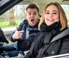 Carpool Karaoke jako samostatný seriál?