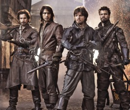Seriálové osudy: The Musketeers