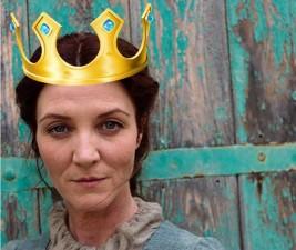Z Catelyn Stark královnou matkou
