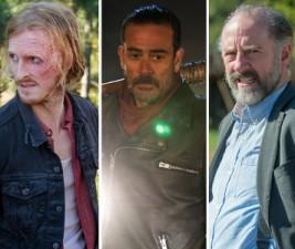 The Walking Dead povyšuje čtyři postavy