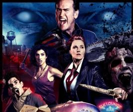 Comic-Con 2016: Ash vs Evil Dead