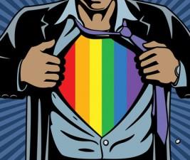 Homosexuální superhrdina se chystá na scénu
