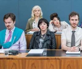 Novinka pod lupou: We the Jury
