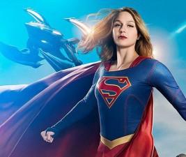 SARS: Supergirl vzlétá ke hvězdám