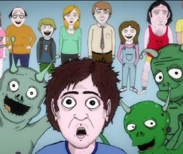 Novinka pod lupou: Jeff & Some Aliens