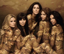 S lupou do historie: Army Wives